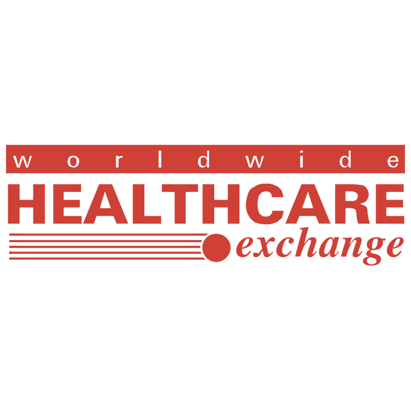 Worldwide Healthcare Exchange vector logo