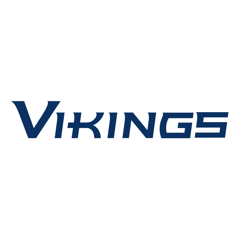 WWU Vikings vector logo