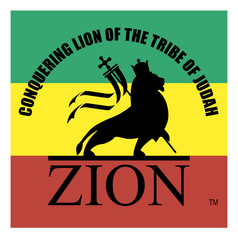 Zion Rootswear vector
