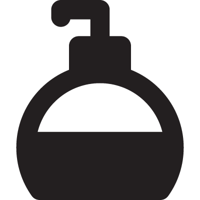 Perfume Bottle logo