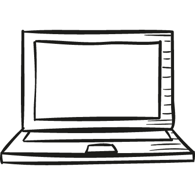 Draw Laptop logo