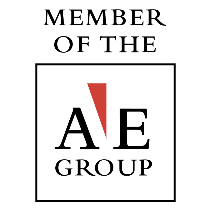 AE Group member 74215 vector