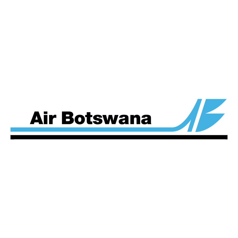 Air Botswana vector