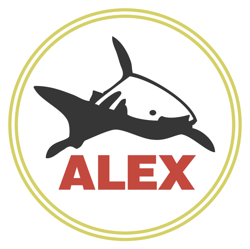 Alex 8844 vector logo
