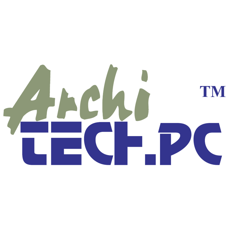 ArchiTech PC vector