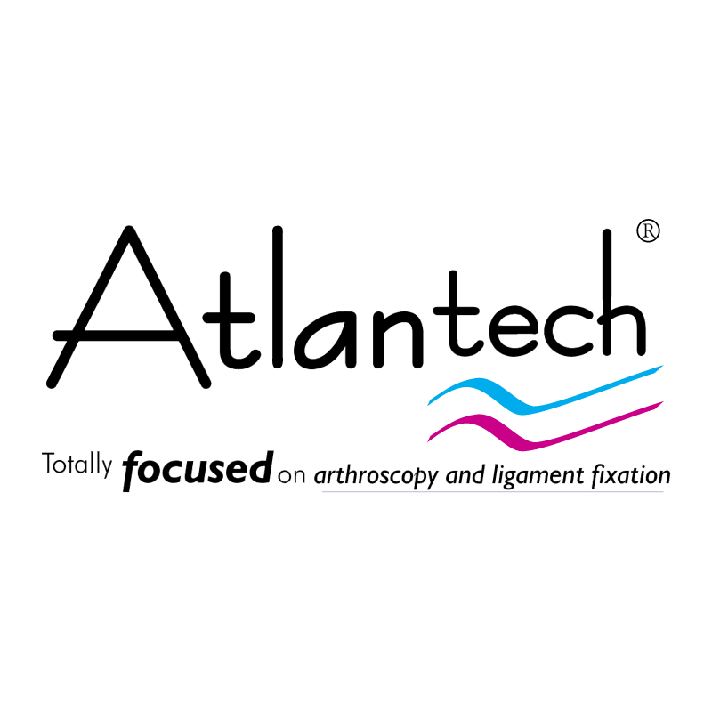 Atlantech vector logo