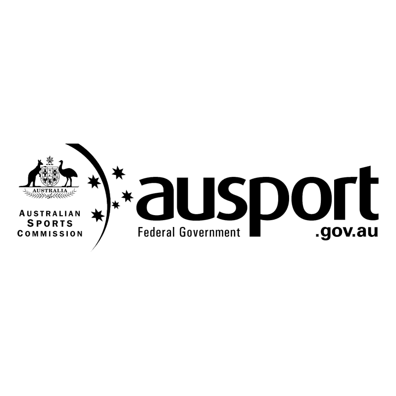 Ausport Federal Government 71150 vector logo