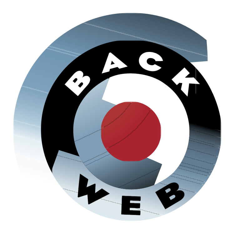BackWeb vector logo