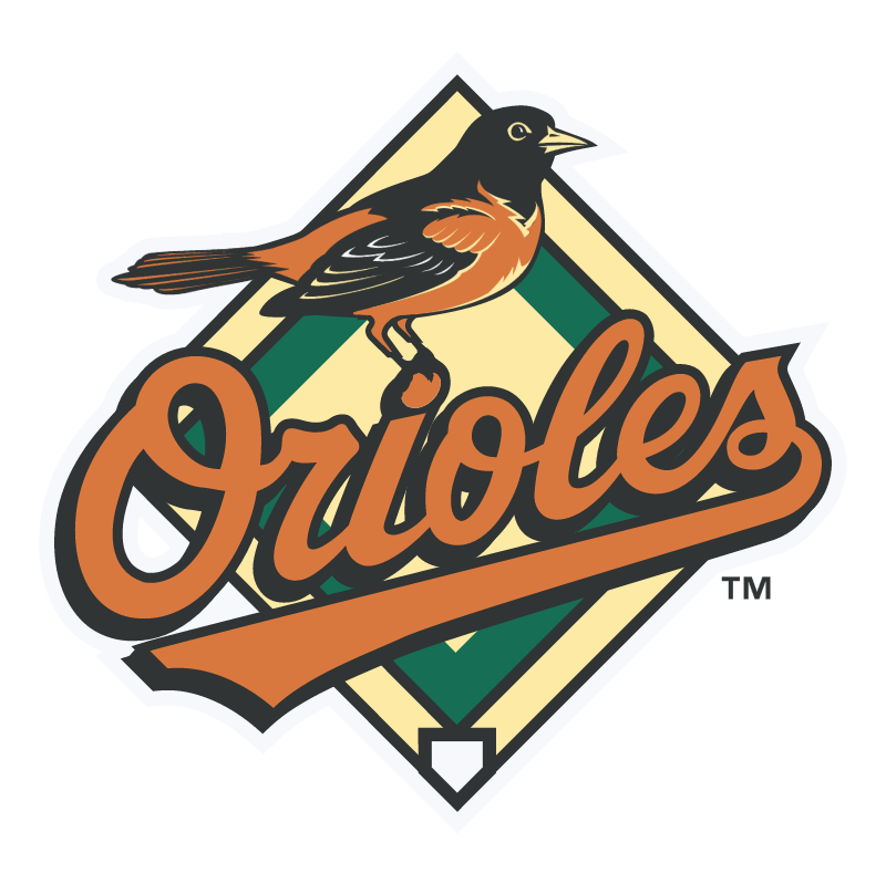 Baltimore Orioles 46653 vector
