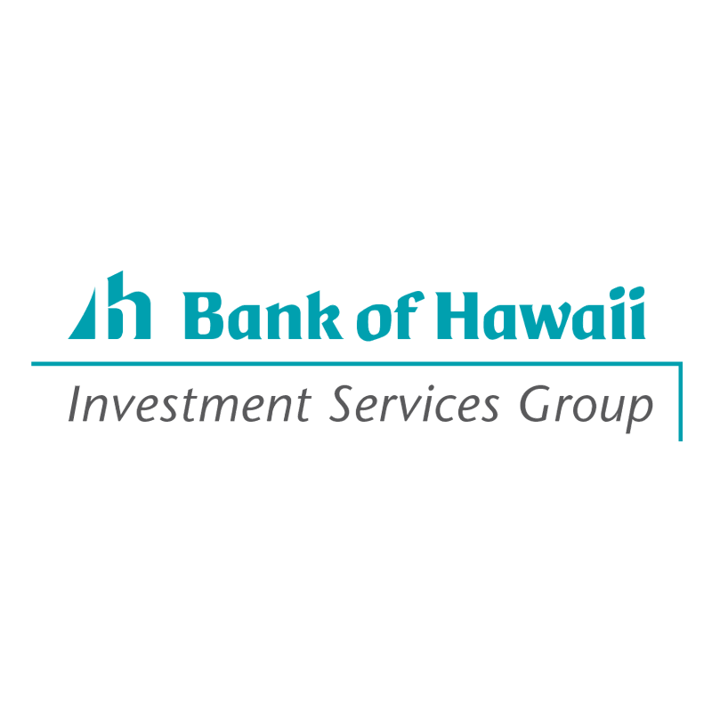Bank of Hawaii 81909 vector