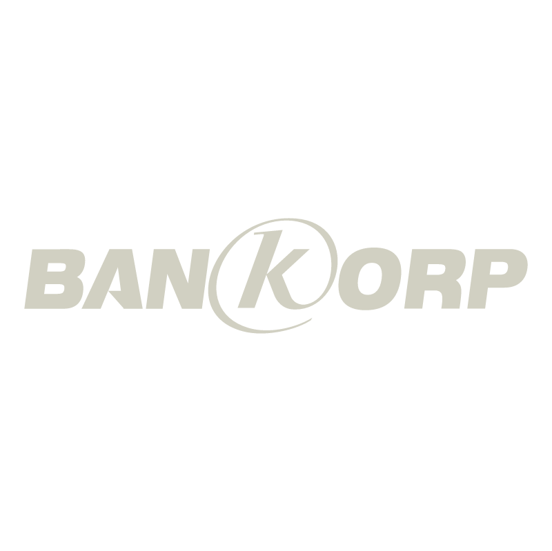 Bankorp vector logo