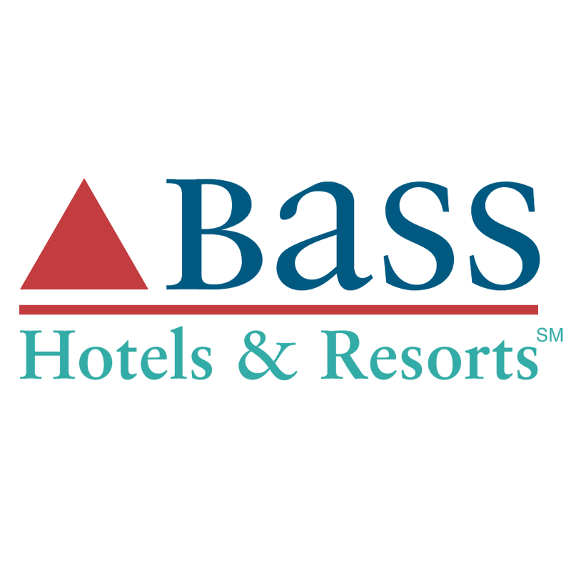 Bass Hotels & Resorts vector