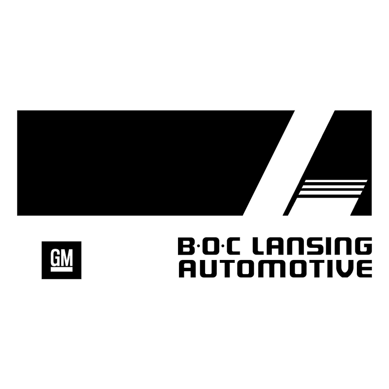 BOC Lancing Automotive vector