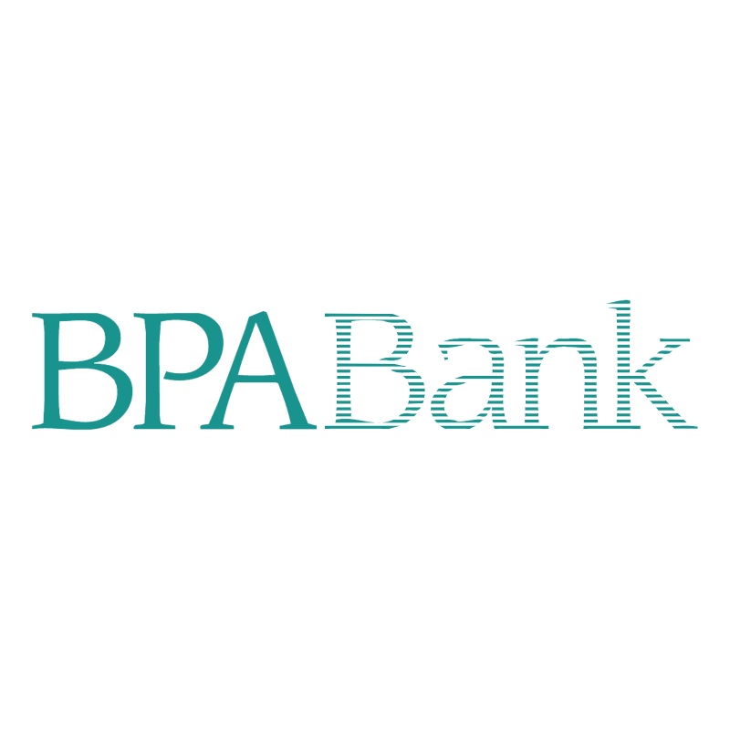 BPA Bank vector