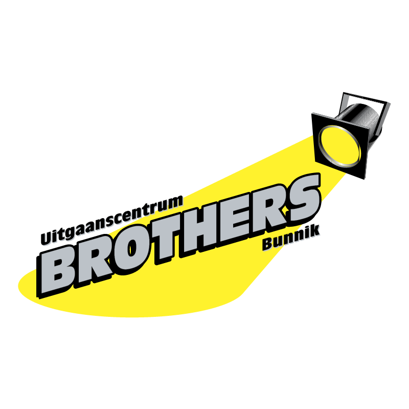 Brothers Uitgaanscentrum 42640 vector