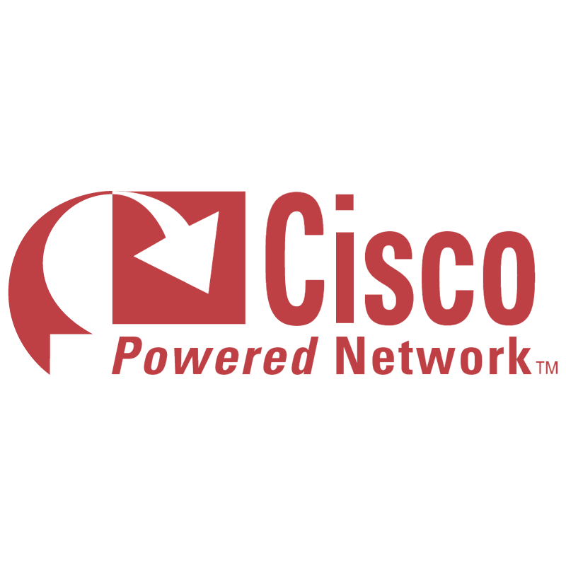 Cisco Powered Network vector logo