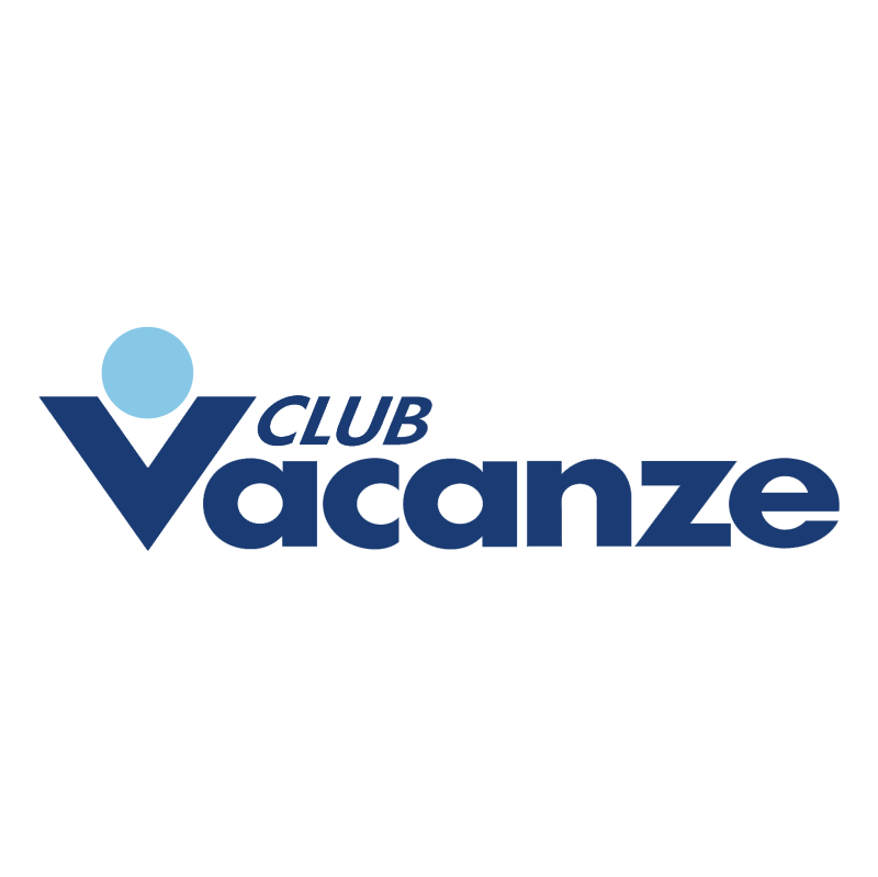 Club Vacanze vector logo