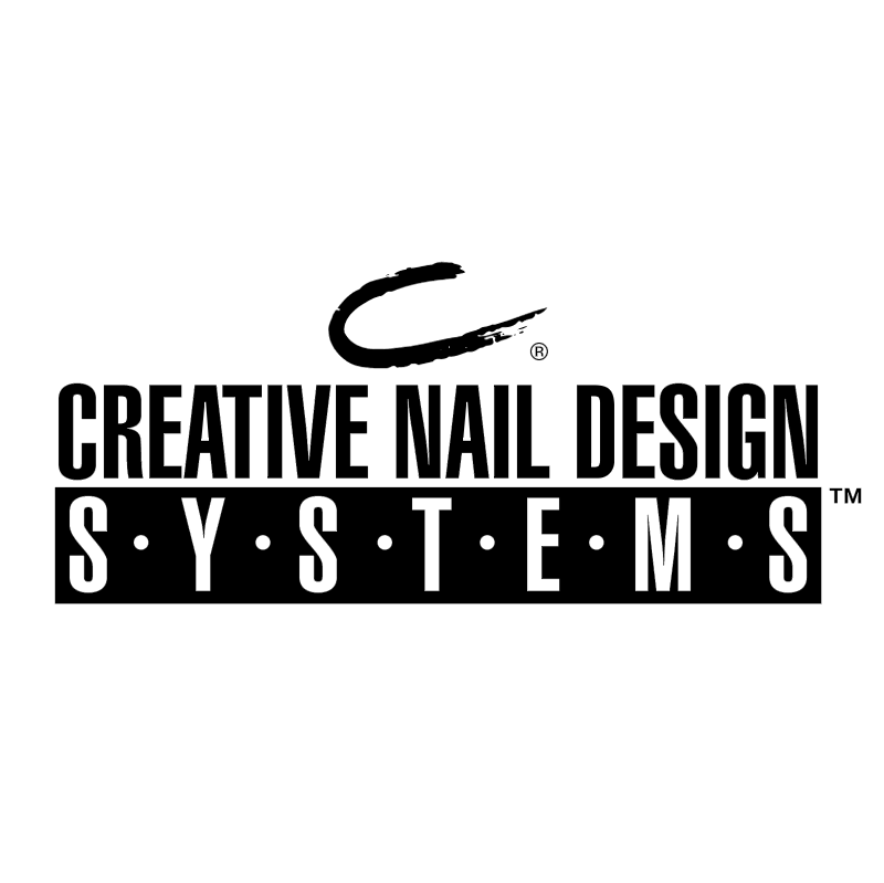 Creative Nail Design Systems vector
