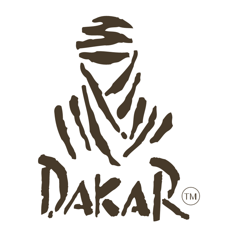 Dakar Rally vector logo