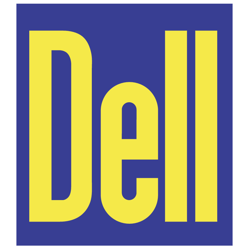 Dell vector logo