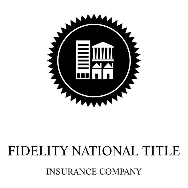 Fidelity National Title vector logo