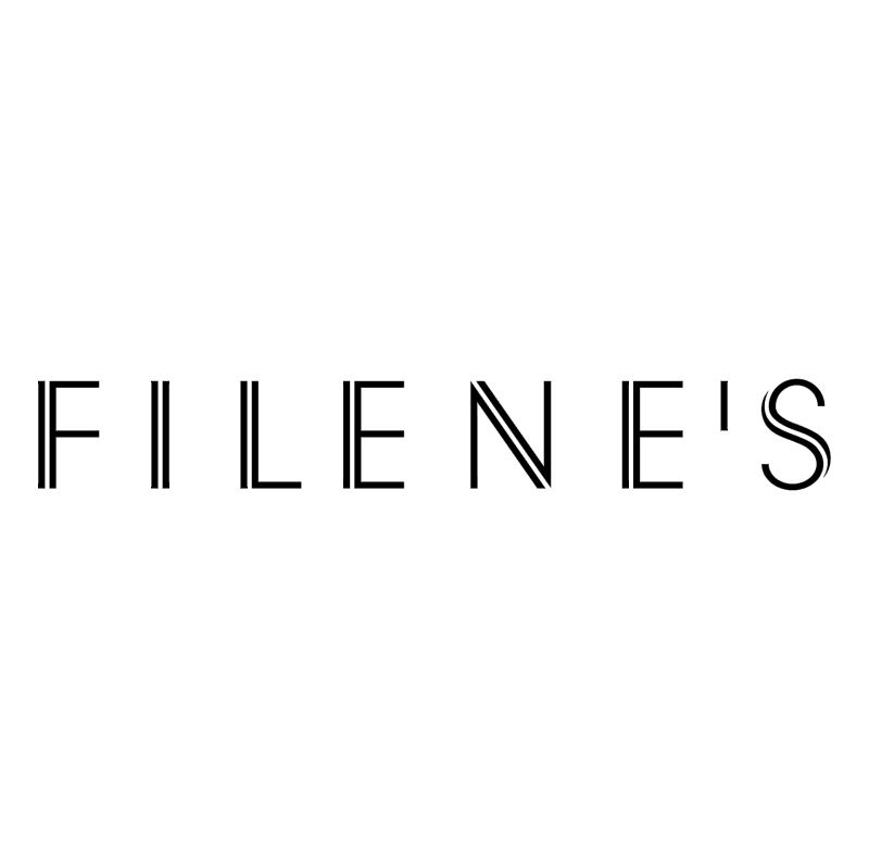 Filene's vector logo