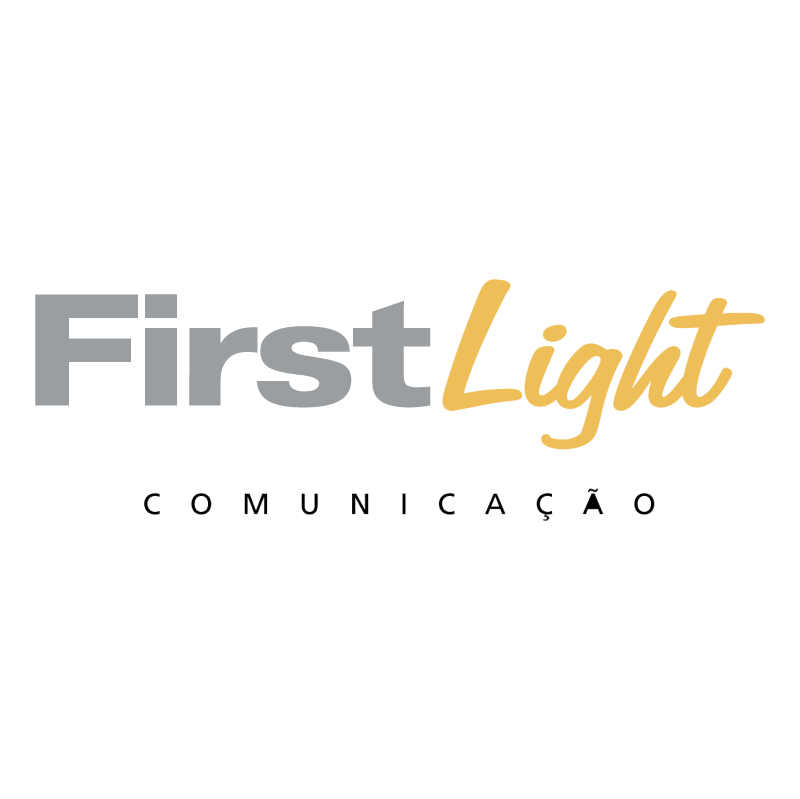 FirstLight vector logo