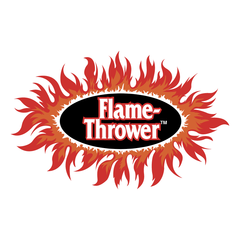 Flame Thrower vector