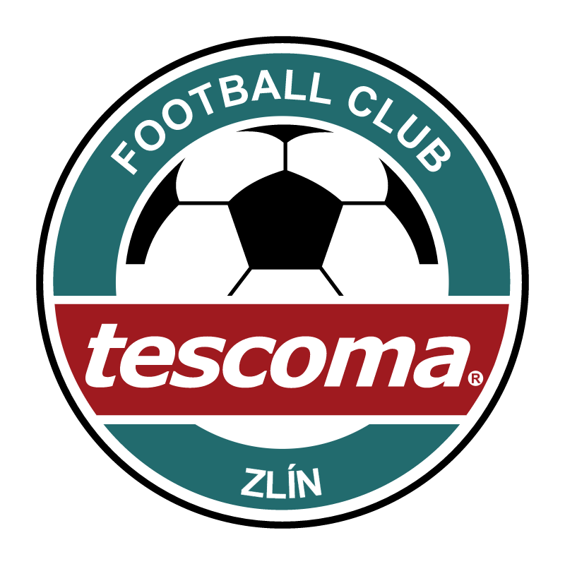 Football Club Tescoma Zlin vector logo
