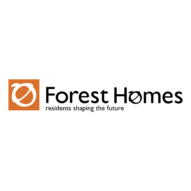Forest Homes vector