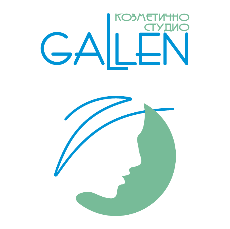 Gallen vector logo