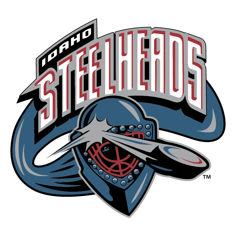 Idaho Steelheads vector