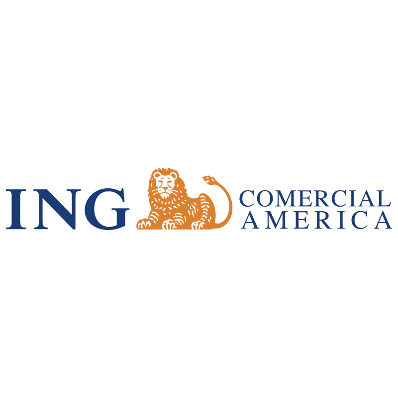 ING Commercial America vector