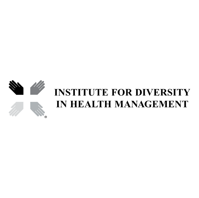 Institute For Diversity In Health Management vector logo