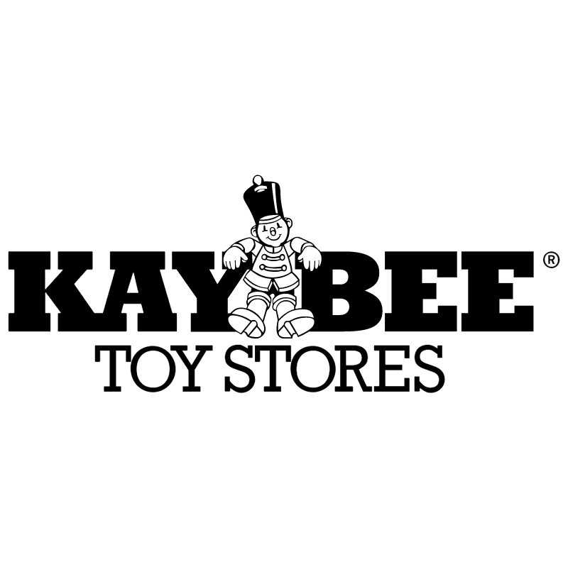 Kaybee Toy Stores vector logo