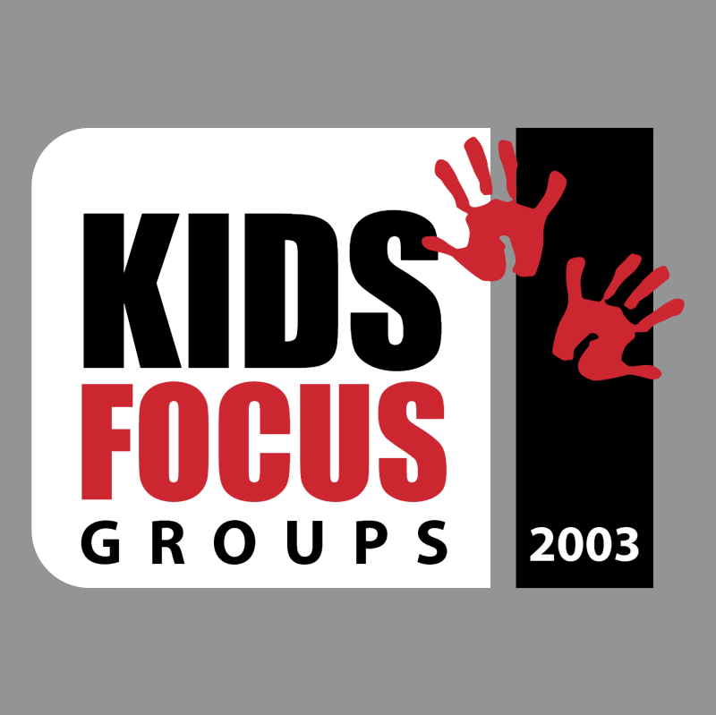 Kids Focus Group vector
