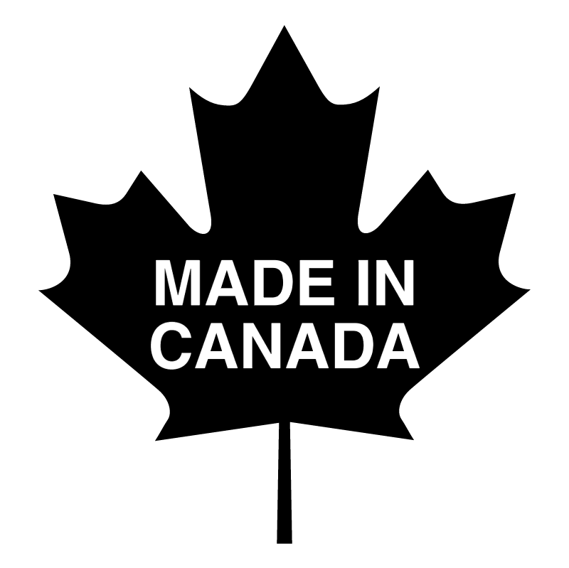 Made In Canada vector