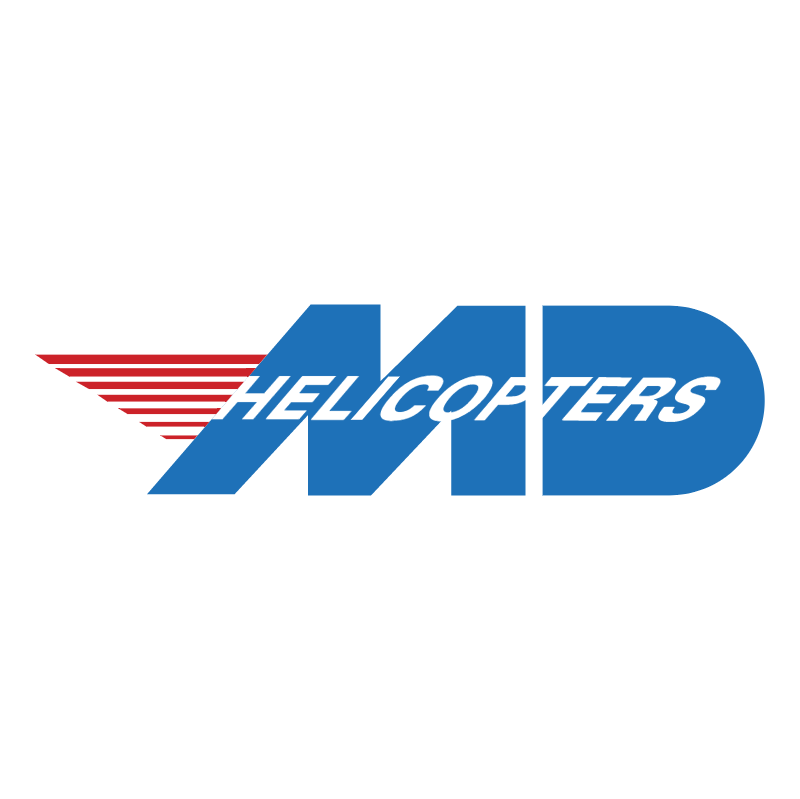 MD Helicopters vector