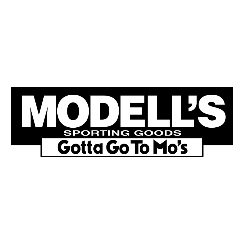 Modell's Sporting Goods vector
