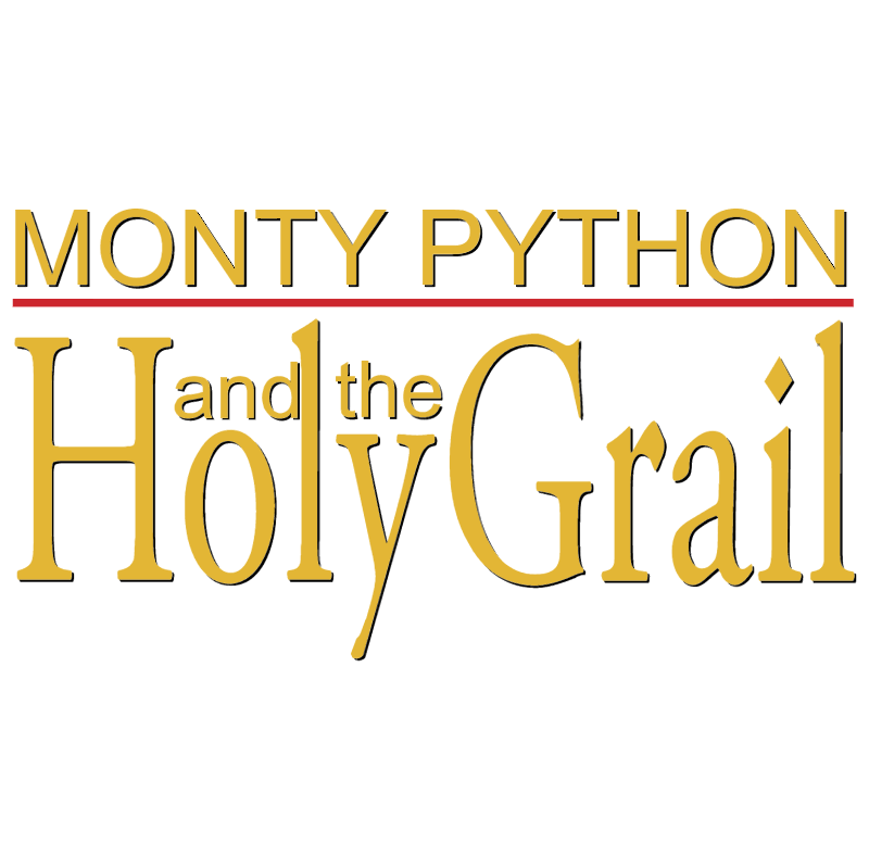 Monty Python and the Holy Grail vector