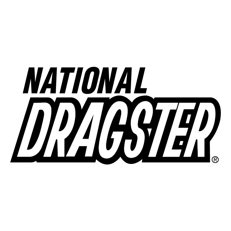 National Dragster logo