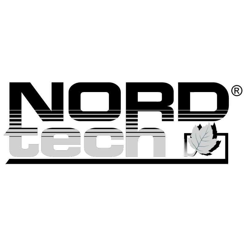 Nord Tech vector logo