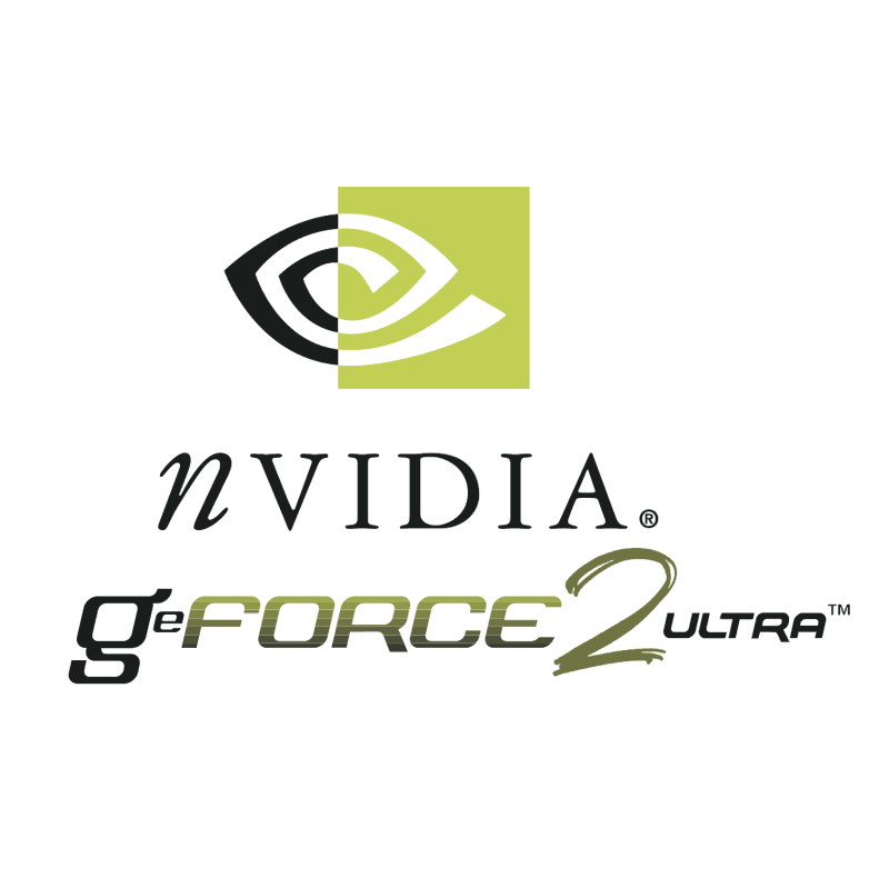 nVIDIA GeForce2 Ultra logo