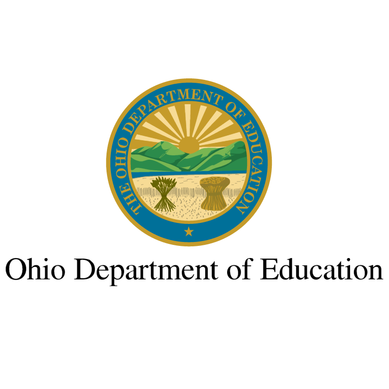 Ohio Departament of Education vector