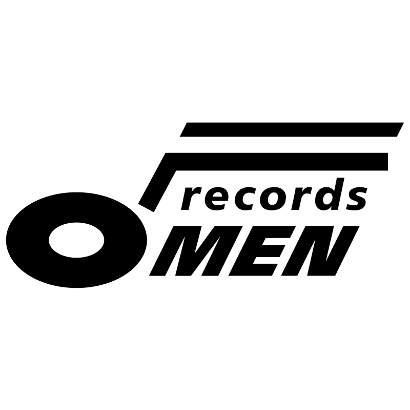 Omen Records vector