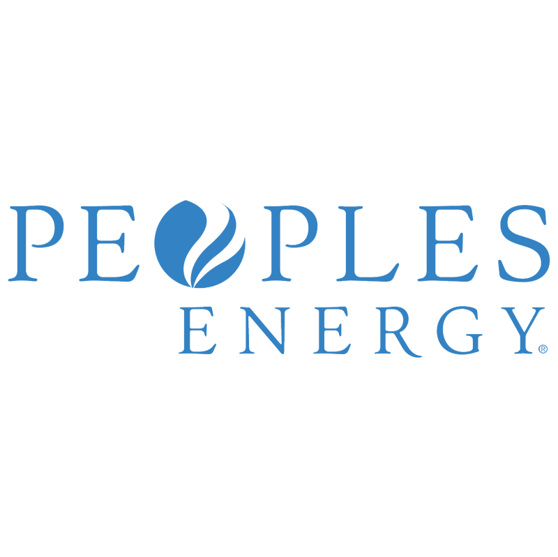 Peoples Energy vector