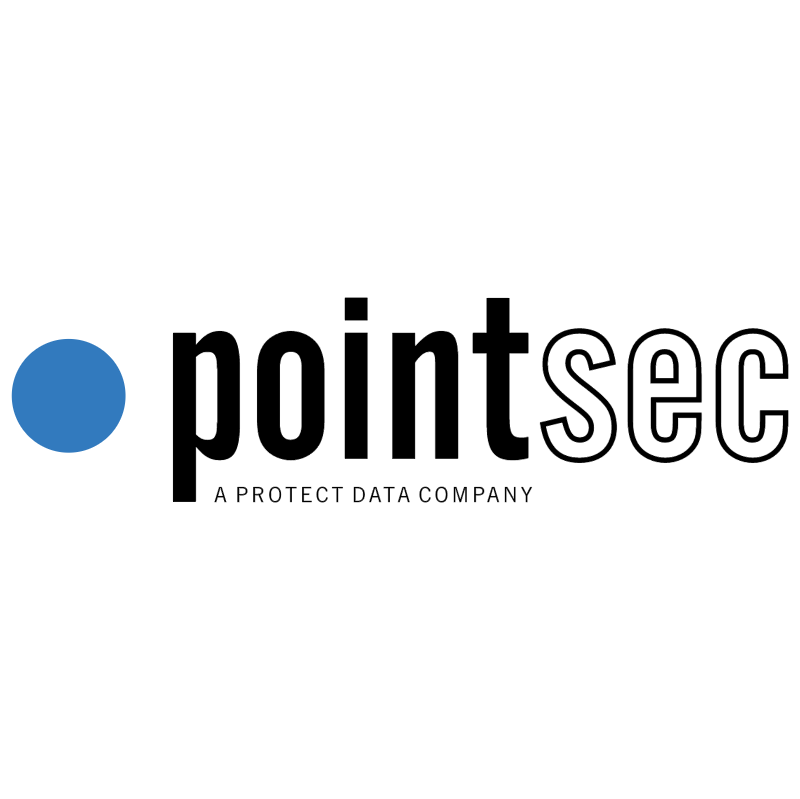 Pointsec vector logo