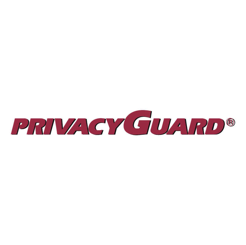 Privacy Guard vector logo