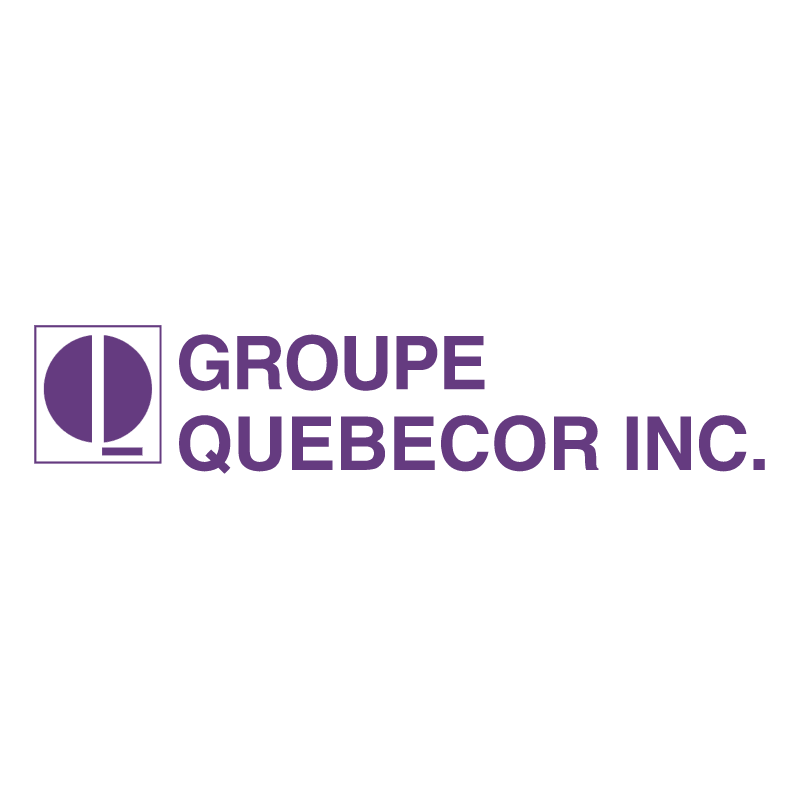 Quebecor Groupe vector