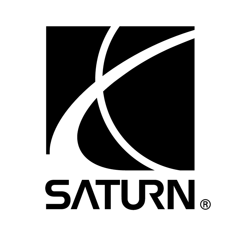 Saturn vector logo